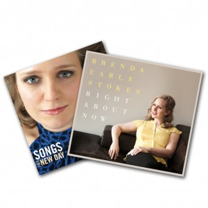 Right About Now CD & Songs For A New Day CD
