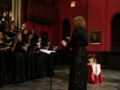 Conducting Rutgers University Queens Chorale